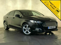 2016 FORD MONDEO TITANIUM TDCI SAT NAV PARKING SENSORS £30 ROAD TAX SVC HISTORY