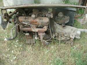 1967 Dodge Plymouth chrysler engine/transmission 273 v8