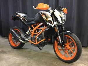 Mono seat KTM