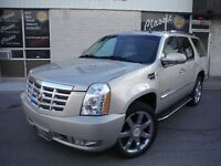 ☆2007 CADILLAC ESCALADE AWD 8PASS SUV☆**CERTIFIED** NO ACCIDENTS