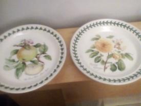 Portmeirion side plates