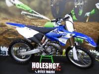 Yamaha YZ 125 Motocross Bike