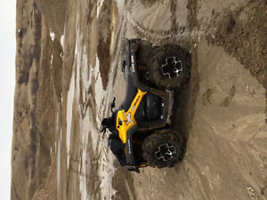 2015 can am XMR 650 for sale