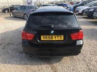 BMW 3 SERIES 2.0 318D SE TOURING 141 BHP ESTATE FINANCE PARTX WELCOME