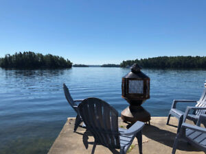 Lakeside Getaway - Charleston Lake Ontario BOOKING NOW FOR 2019