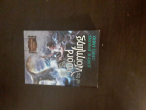 The sword of the wormling by Jerry B. Jenkins and Chris Fabry