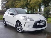 2015 65 DS 3 1.2 PureTech DStyle with Navigation 3 door