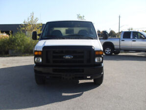 2008 FORD ECONOLINE E-250 CARGO VAN CARFAX CLEAN CERTIFIED READY