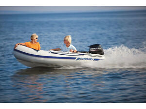 MERCURY 280 DYNAMIC RIB INFLATABLE WITH 6 HP OB