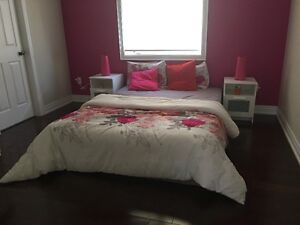 Room for rent in brampton
