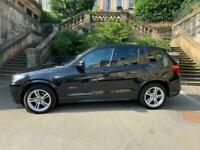 2013 BMW X3 2.0 20d M Sport Auto xDrive 5dr SUV Diesel Automatic