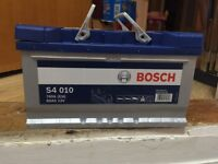 Bosh 12 V- NEW car battery
