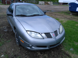 Pontiac sunfire 2003 automatique
