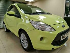 image for Ford KA 1.2 Zetec Green Hatchback Leather £30 Tax 64MPG WARRANTY 12 MONTHS MOT
