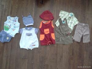 Vêtements bebe garcon 3 mois
