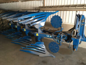 Rabe Albatros VHA 140 Roll over plow 5 furrows (4+1)