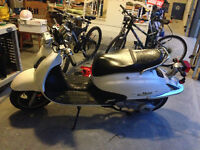 2008 Tomos Velco Scooter 150cc