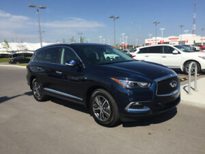 2017 INFINITI  QX60 PREMIUM WITH DRIVER ASSIST FULLY LOADED AWD