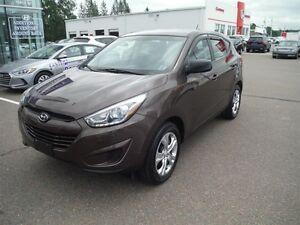 Hyundai Tucson GL +7y/120k Warranty 2014