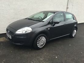 2007 FIAT GRANDE PUNTO 1.2 ACTIVE 5 DOOR HATCHBACK @ CLYDESIDE CAR SALES