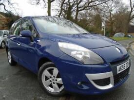 2009 59 RENAULT SCENIC 1.5 TOMTOM EDITION DCI 5D 105 BHP DIESEL