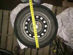 Winter tires for sale! Seen one season only!! Kawartha Lakes Peterborough Area image 3