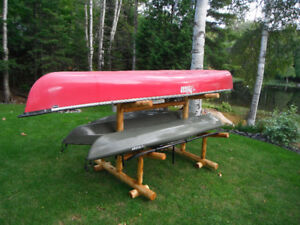 Attention Cottagers - Canoe/Kayak Rack