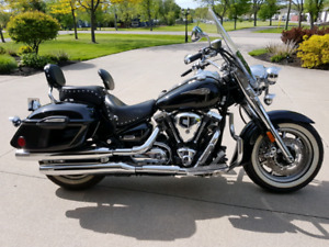 2005 Yamaha Road Star 1700cc Motorcycle