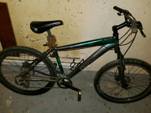 Norco katmundu mountain bike