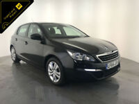 2014 64 PEUGEOT 308 ACTIVE E-HDI 5 DOOR HATCHBACK 1 OWNER FROM NEW FINANCE PX