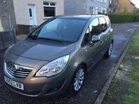 Vauxhall Meriva 1.7 CDTi SE Auto