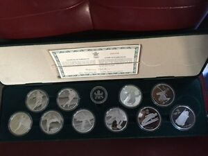 Coin Collections - 30% off each set - Aviation/Olympic..etc