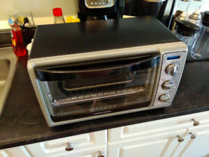 toaster oBlack & Decker Convection Oven Works perfect