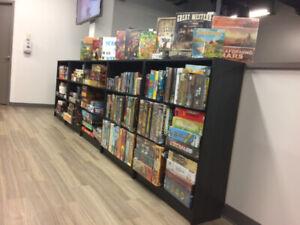 Vente et location de jeux de société