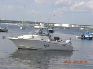 2011 Striper 2601 WA 300 E-Tech  SOLD