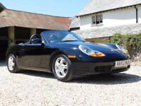 Porsche Boxster 2.7 - very low mileage, full history, excellent throughout