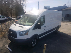 """2017 Ford transit t250 """"deal"""""""