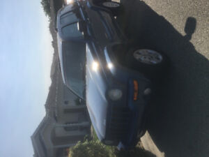 Jeep Liberty 2004- great for parts