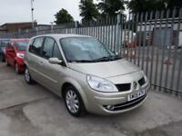 Renault Scenic 1.6 VVT ( 111bhp ) Dynamique MPV 5 Door Hatch Back