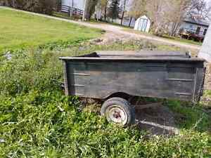 50s Truck box and frame