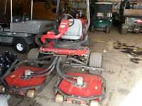 Toro 3500  Articulating Mower  Strip Your Lawn Like A PRO