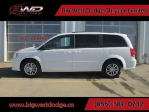 2017 Dodge Grand Caravan SXT+ DVD Climate Group U Connect Pwr Se