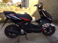 Aerox Yamaha 50cc