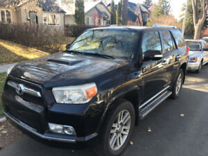 2011 Toyota 4Runner Trail Edition 110km