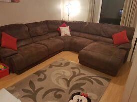 Harvey's 5 seater sofa