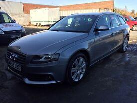 Audi Avant 2.0 TDi SE..(143bhp) 6 speed.. 58 Plate (facelift)