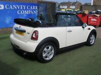2011 MINI Convertible 1.6 One (Salt) 2dr