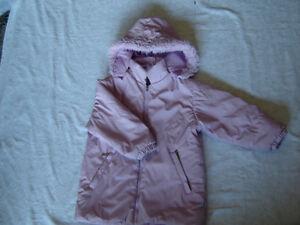 Little Girl's Winter Jacket Size 5