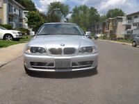 Immaculate 2003 BMW 325ci sport coupe