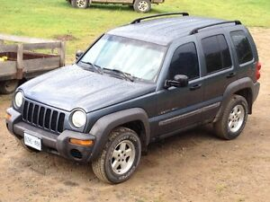 2002 Jeep Liberty Sport SUV, Crossover **NEED GONE ASAP**